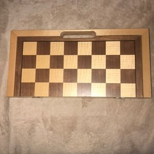 3 in 1 Games New chess ♟ checkers backgammon New